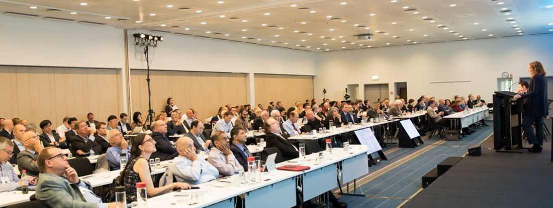A large audience of multiple myeloma experts gathered for the 2016 IMWG Summit