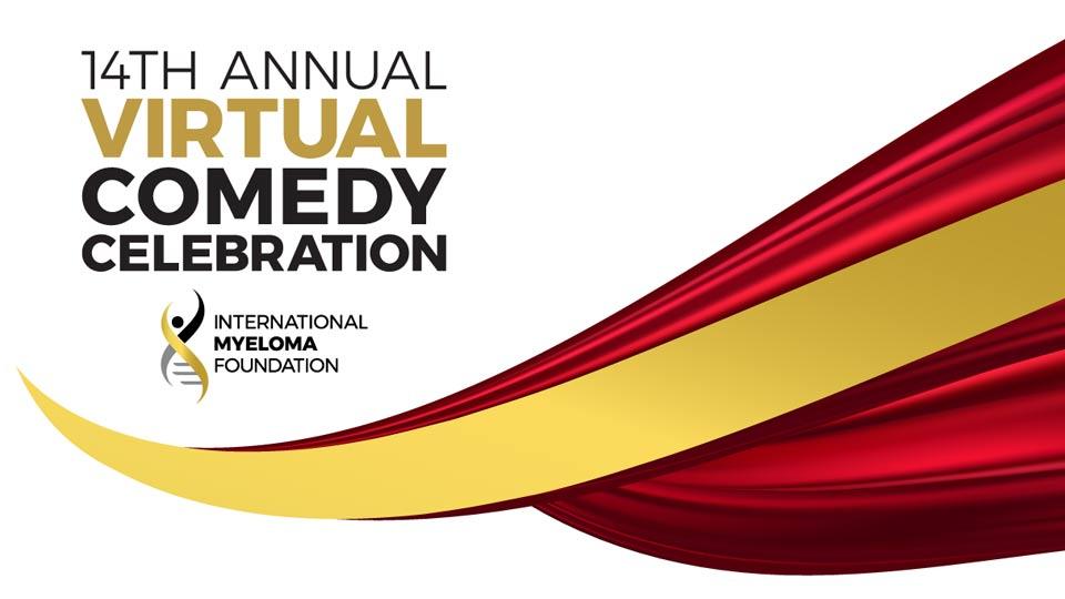 comedy celebration banner