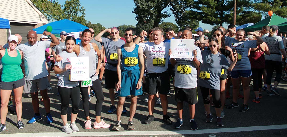 miracles for myeloma runners