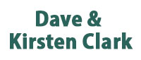 Dave and Kirsten Clark logo