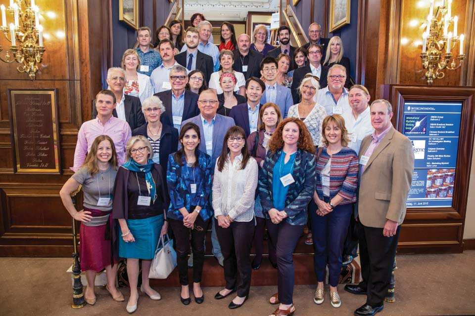 Global Myeloma Action Network (GMAN) Annual Meeting in Vienna Austria