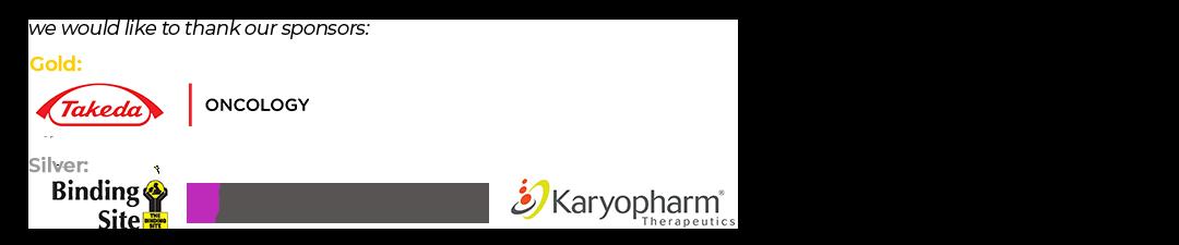 blood cancer awareness month 2021 sponsors