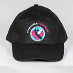 Myeloma Warrior baseball cap