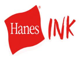 """""""hanes Ink logo"""""""