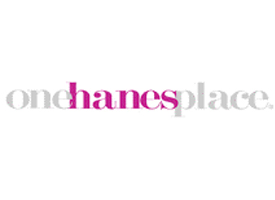 """""""one hanes place logo"""""""