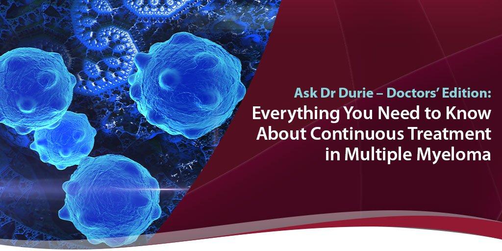 Doctors' Edition Continous Treatment title card