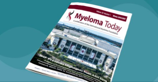 myeloma today cover