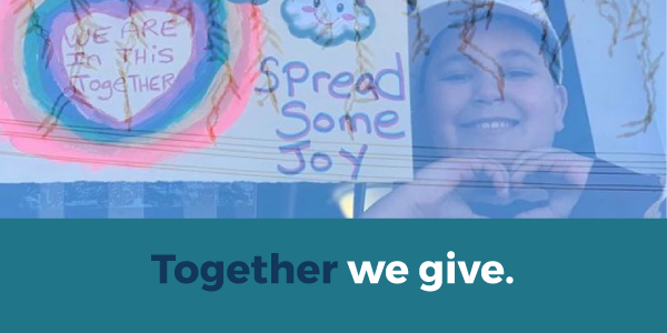 together we give