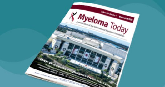 imf quarterly magazine Myeloma Today