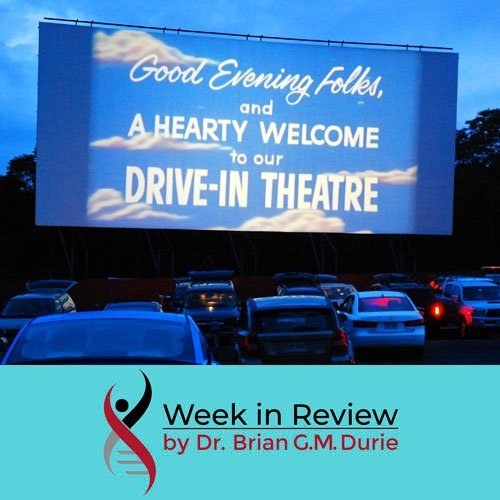 Drive in movie theatre