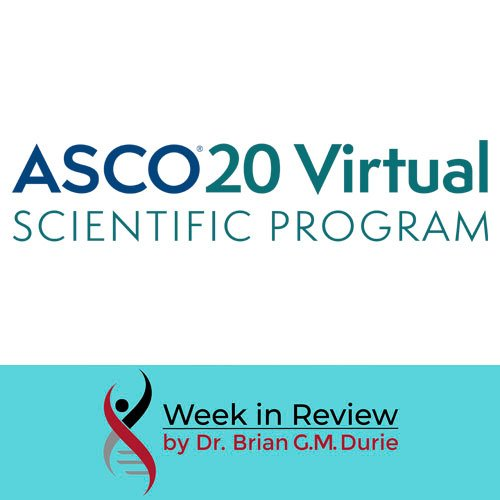 asco logo for week in review