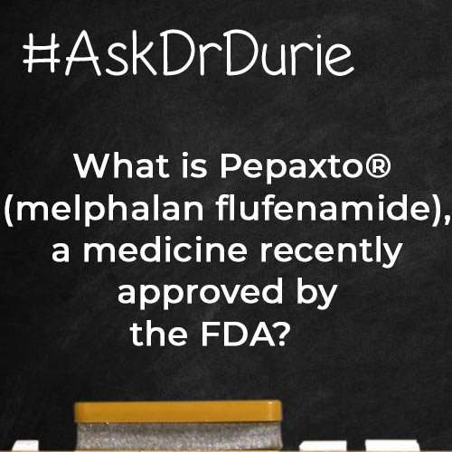 ask dr durie video, what is pepaxto