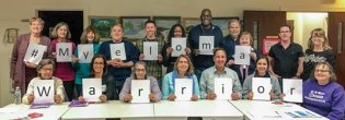 myeloma warrior group photo