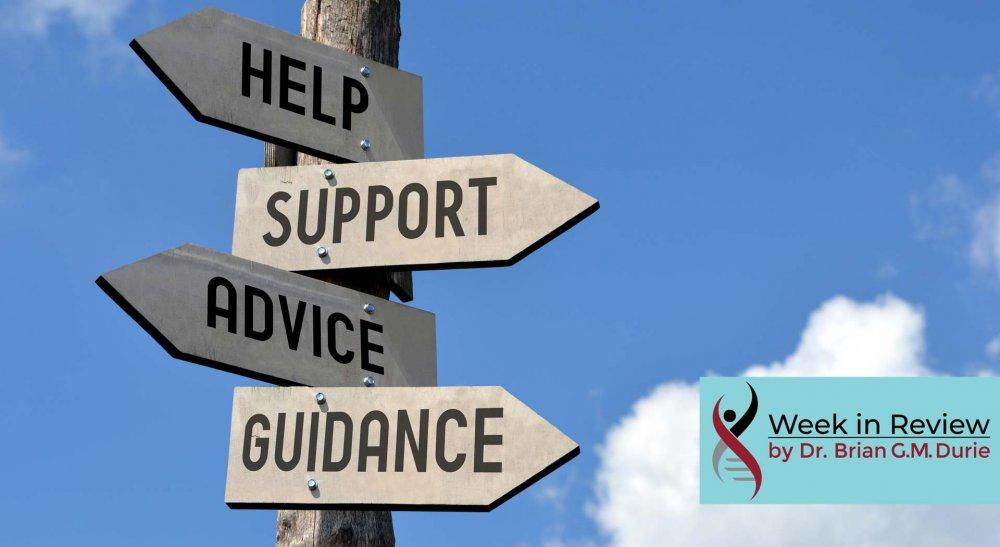 Blog signpost help support guidance advice