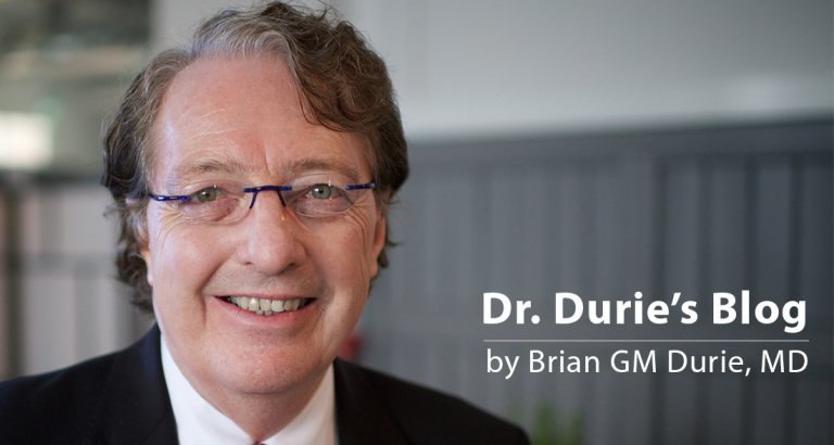 Dr. Durie headshot