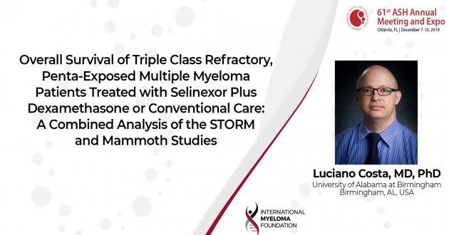 Dr. Luciano Costa Combined Analysis of STORM and Mammoth