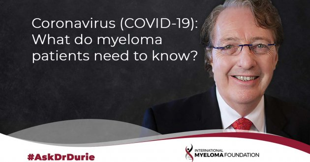 Ask Dr Durie: Coronavirus