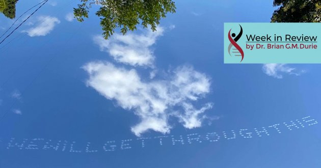 Uplifting Sky Writing