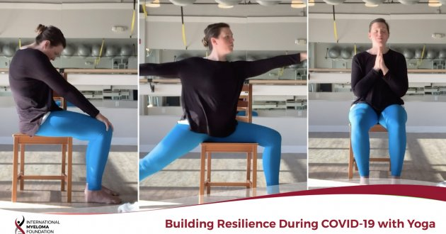 Yoga Resilience cover image