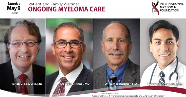 cover image for PFW Ongoing Myeloma Care