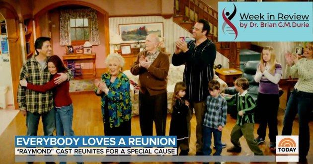 Everybody Loves Raymond screenshot on Today show