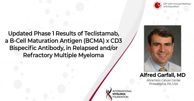 Evaluating Teclistamab in Relapsed and/or Refractory Multiple Myeloma