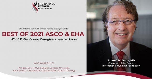 Best of ASCO/EHA 2021