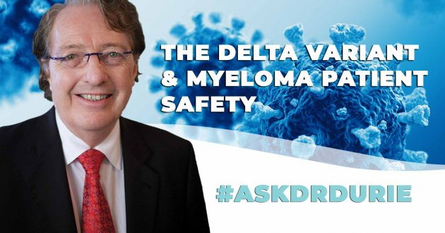 ask dr durie video, covid update about delta variant