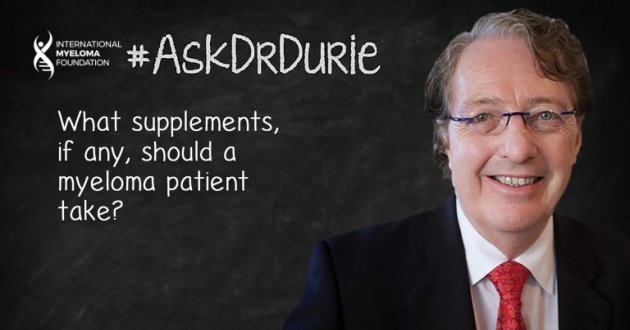 Video still of the Ask Dr. Durie video