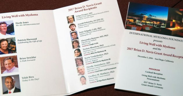 Pamphlet of Awardees 2017