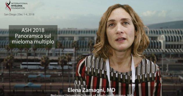 Panoramico sul Mieloma Multiplo Elena Zamagni