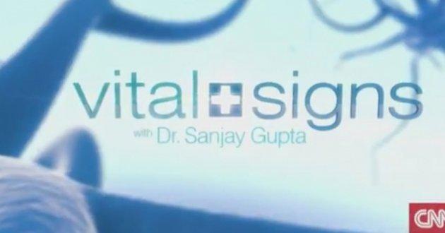 Vital Signs with Sanjay Gupta logo