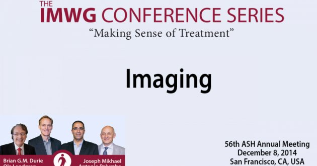56th ASH Annual Meeting: Imaging