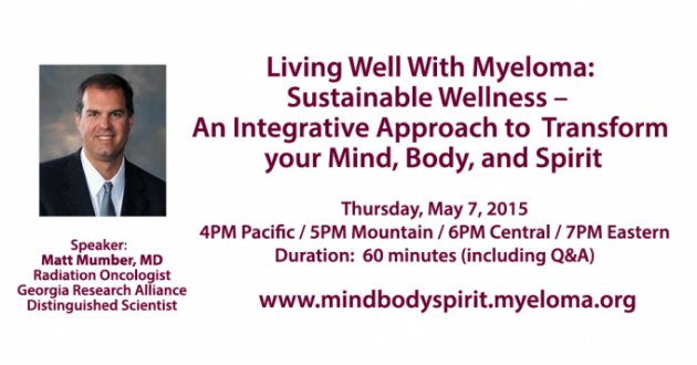 Transforming mind body and spirit. Dr. Matt Mumbar