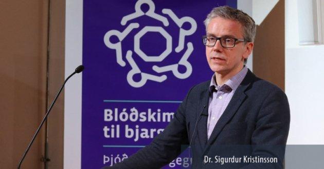 Dr. Sigurdur Kristinsson