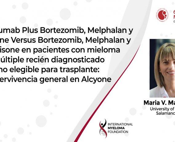 Dr. Marie V. Mateos ASH 2019