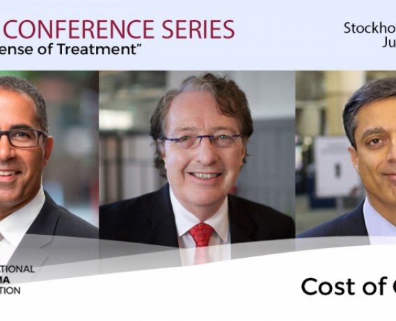 Drs. Brian Durie, Joseph Mikhael, and Sagar Lonial discuss the cost of care.