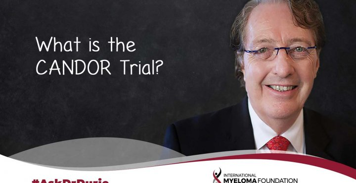 Ask Dr Durie title card What is the CANDOR trial