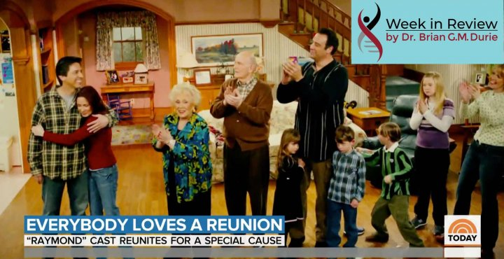 Everybody Loves Raymond screenshot on Today show