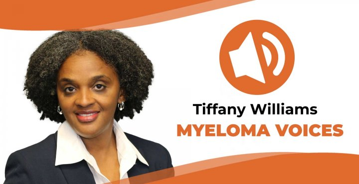 Myeloma patient and advocate Tiffany williams shares her myeloma journey