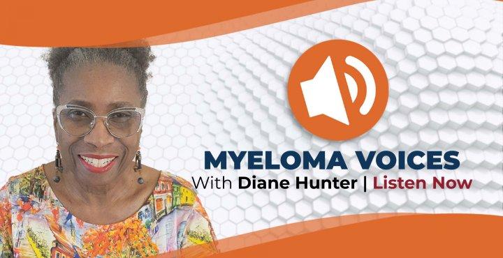 Myeloma Voices Diane Hunter