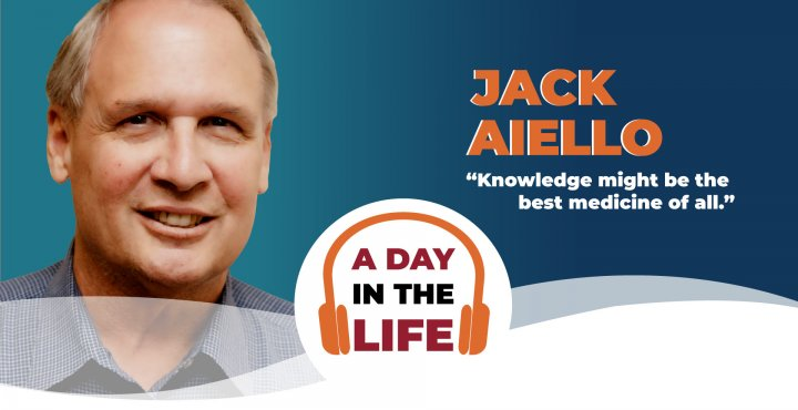A Day in the Life Podcast Jack Aiello