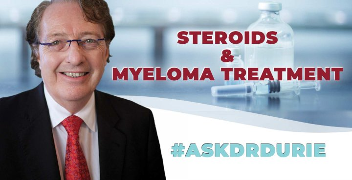 Steroid myeloma treatment video