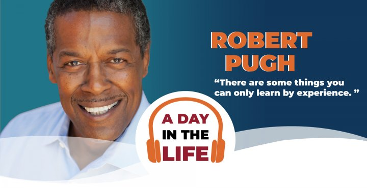 A Day in the Life Podcast Robert Pugh