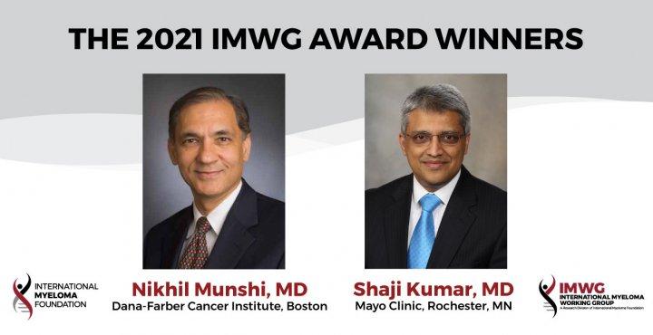 2021 imwg award winners