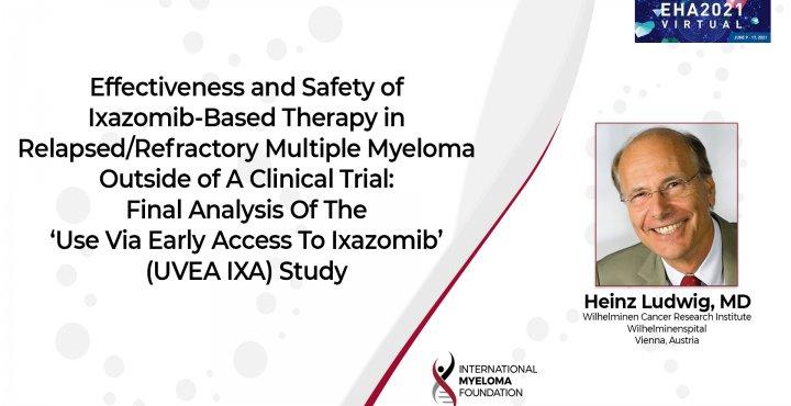 EHA 2021 UVEA Ixa study