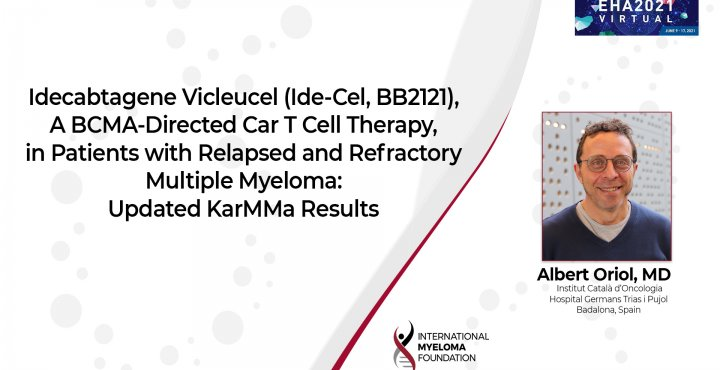 EHA 2021 updated KarMMa results