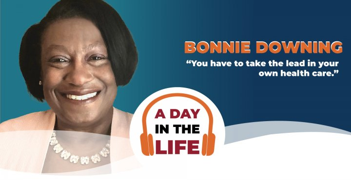 A Day in the Life podcast - Bonnie Downing