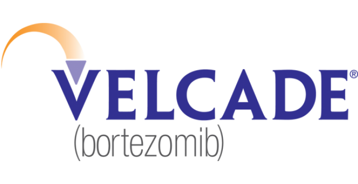 Velcade medication logo
