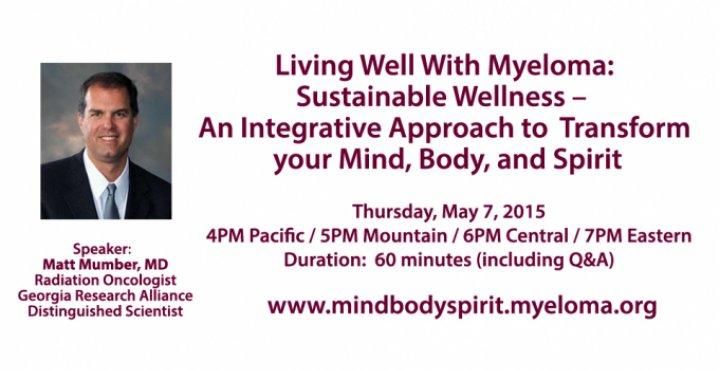 Transforming mind body and spirit. Dr. Matt Mumbar